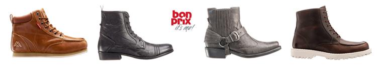 Heren slide boots